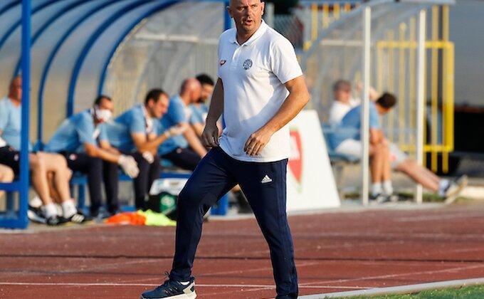 Sabo prezadovoljan, trener Pazara zanemeo posle debakla