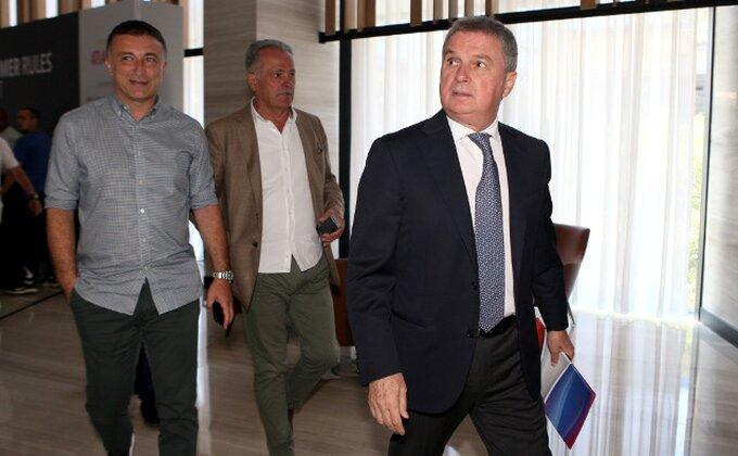 Korona opet u FSS, Bjeković u bolnici
