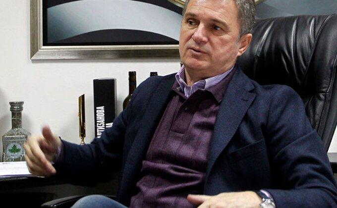 Tumba u problemu, bez najboljeg na Poljake?! Da li je fudbaler Partizana njegov ''kec iz rukava''?