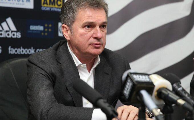 Partizanov cilj je - Liga Evrope!