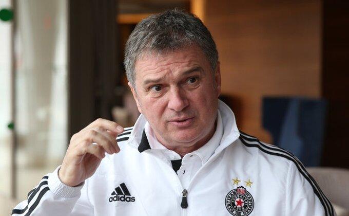 Partizan ostao bez potpredsednika