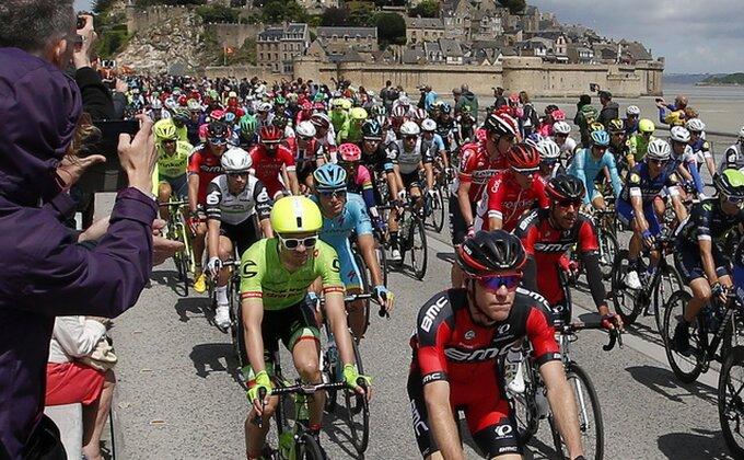 Povećane mere bezbednosti na Tur de Fransu