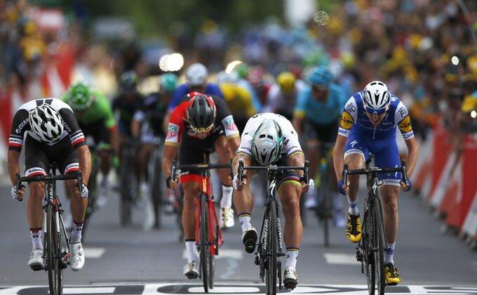 Odlučio foto finiš - Kitelu sedma etapa Tur d Fransa