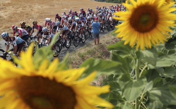 Lopesu 17. etapa Tur d'Fransa, Roglič zadržao žutu majicu