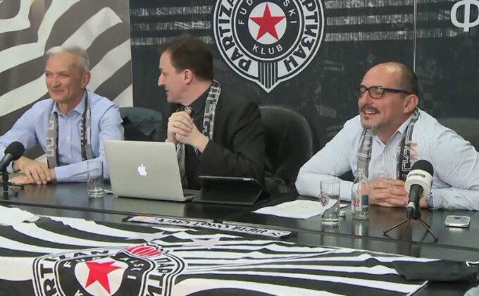 Zanimljiv predlog u ''Partizanovom vesniku'', šta ako Milošević ne uspe kao trener?