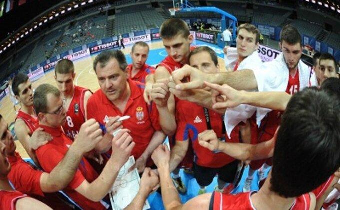 SP - Ameri ipak bolji, Srbiji srebro!