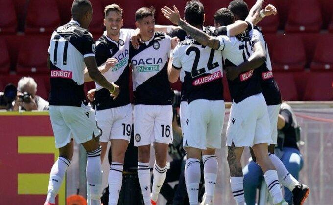 Silvestri novi golman Udinezea