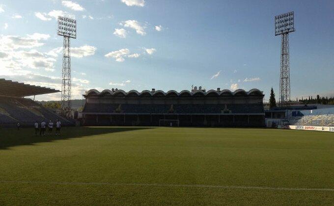Partizanov apel: ''Budućnost nam je bratski klub iz bratske zemlje''