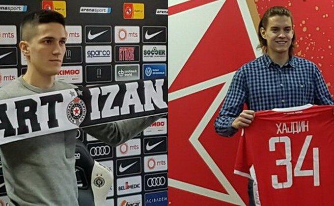 I Partizan i Zvezda doveli leve bekove, ko je bolje izabrao? Ali, jedan detalj je za nevericu!