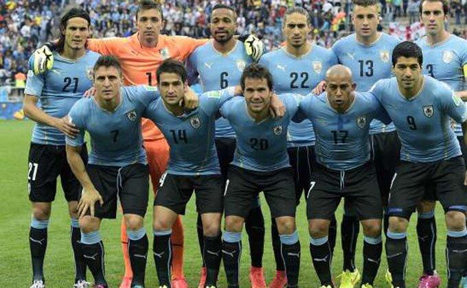 Urugvaj je najfudbalskija zemlja na svetu i to je sada i zvanično!