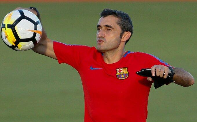 Kakav dan za Barsu, Valverde doneo još dobrih vesti!