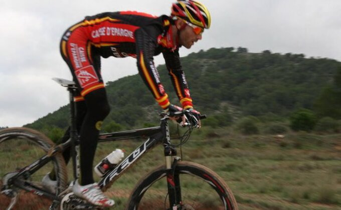 Vuelta - Valverdeu osma etapa