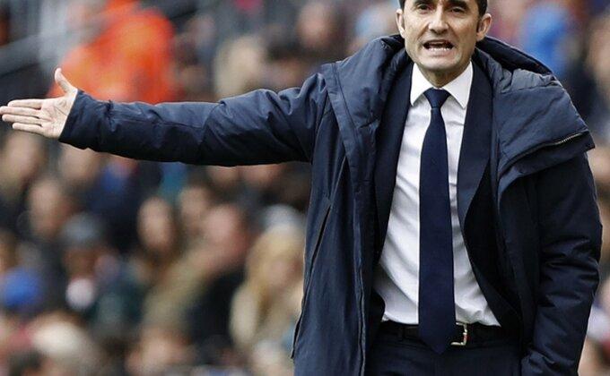 Luis Suarez preterao u slavlju, Valverde ostao bez obuće