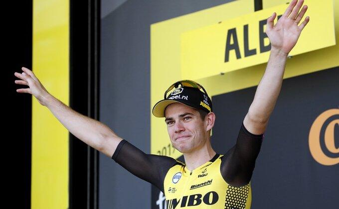 Van Art sprintom do pobede u 10. etapi Tur d'Fransa