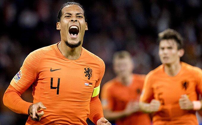 Kuman saopštio spisak Holandije za Ligu nacija
