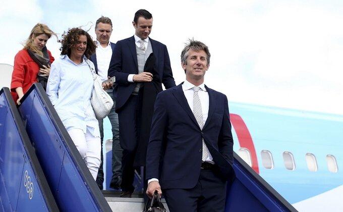 Van der Sar ne pušta Tadića i ekipu, ima i originalnu metodu