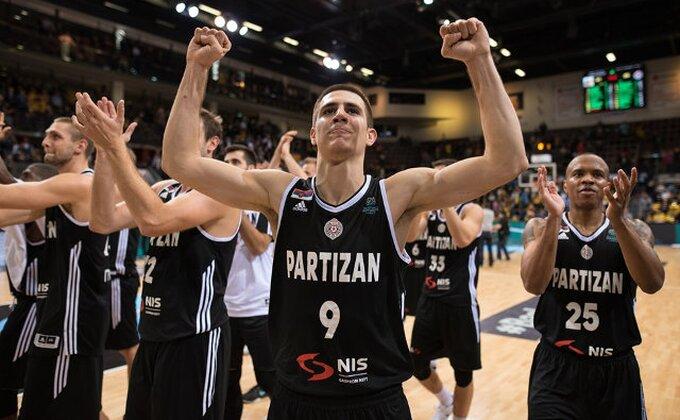 Žreb za LŠ - Ko su Partizanovi potencijalni rivali?