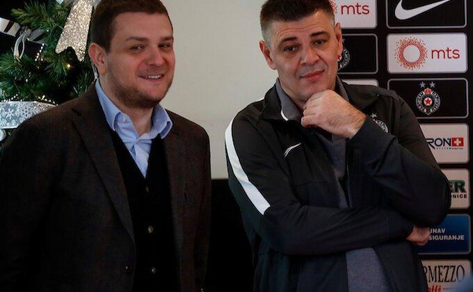 Partizan ne popušta, reagovao Vazura!