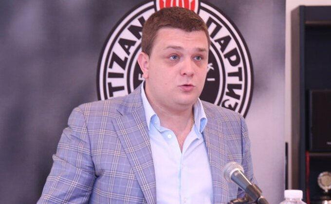 Partizan pravi domaćin - Vazura ponosan, zadovoljan, ali i umoran