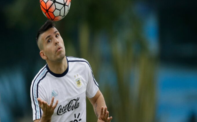 Aguero promašio dva penala za poluvreme!