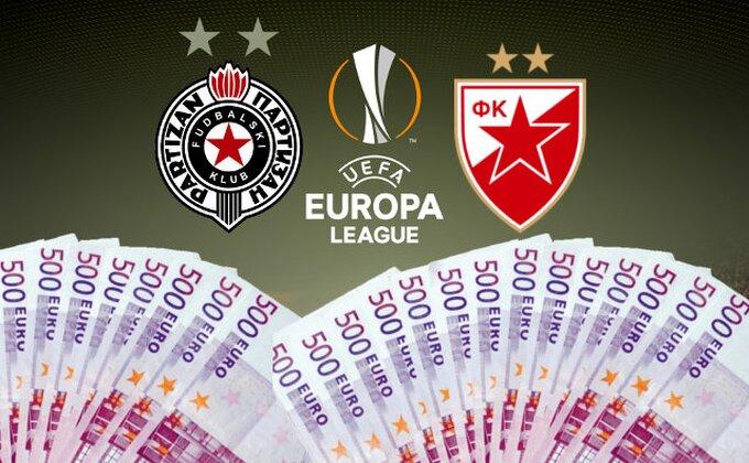 """Šta kažu 'bukmejkeri' - Kakve su šanse """"večitih"""" u Ligi Evrope?"""