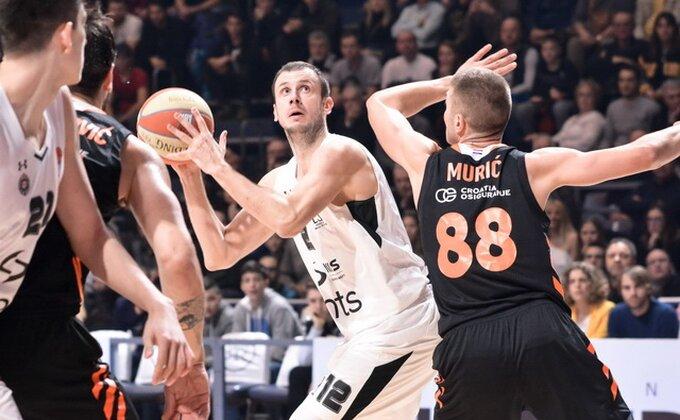 Partizan se ispromašivao, Cedevita mu zadala bolan udarac! Incident u finišu