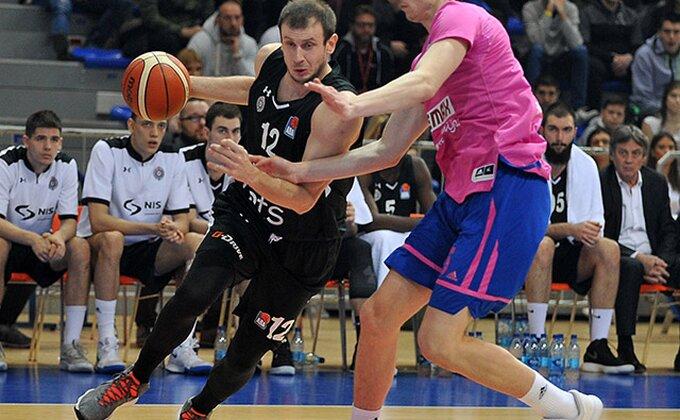 KRK - Poslastica u finalu, Partizan bolji od Mege!