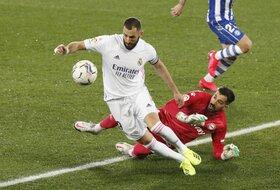 """Primera - Alaves platio za sve, spasilac Benzema i """"vaskrsli"""" Azar srušili domaćina!"""
