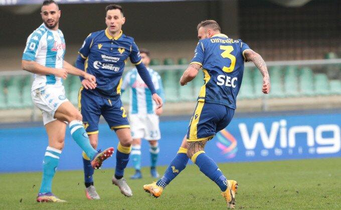 Serija A - Lazović asistent u pobedi nad Napolijem, Destro presudio Kaljariju!