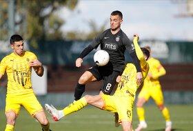 Partizan ponovo sačuvao mrežu, Holender presudio Ruhu!