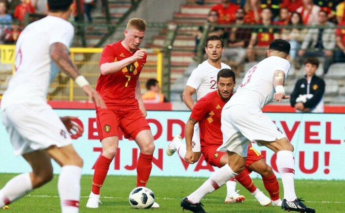 Nula u Briselu, Portugalci bez Ronalda u problemu!