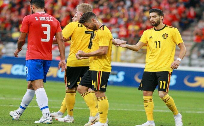 """""""Orlovi"""", Belgijanci vam pokazali na koju """"foru"""" se dobija Kostarika!"""