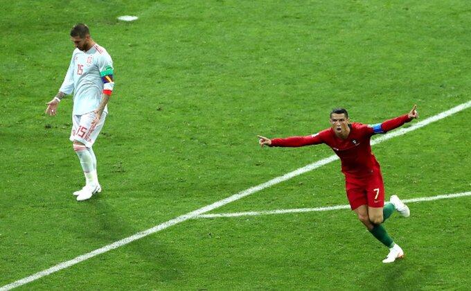 Ronaldo se javio posle het-trika!
