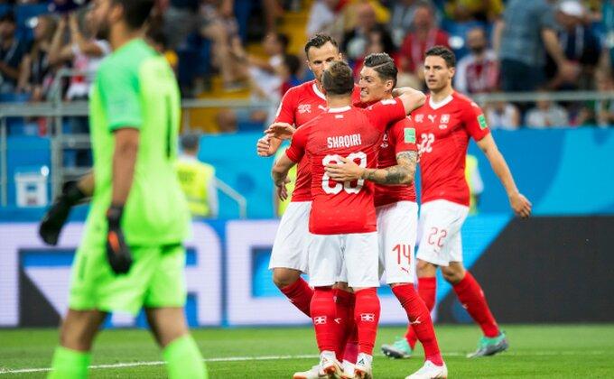 Švajcarci šokirali Brazil, Srbiji prvo mesto u grupi i velika briga!