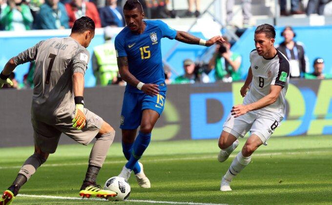 Za dlaku, Brazil se provukao, Kostarka ide kući!