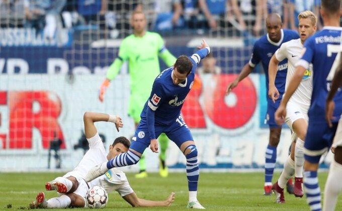Bundesliga - Grujić taličan za Berlince, Dudina lepotica u Gelzenkirhenu!