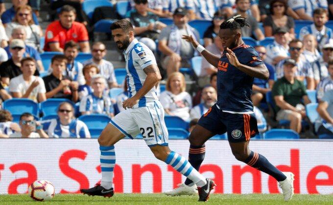 Sosijedad nakon preokreta slavio protiv Levantea!