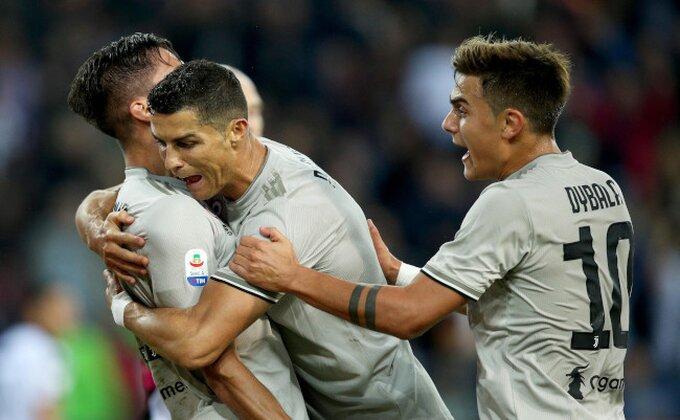 Atletiko želi fudbalera Juventusa, stigao i odgovor!