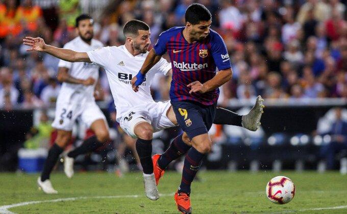Primera - Slađi bod ostaje u Valensiji, Valverde u problemu!