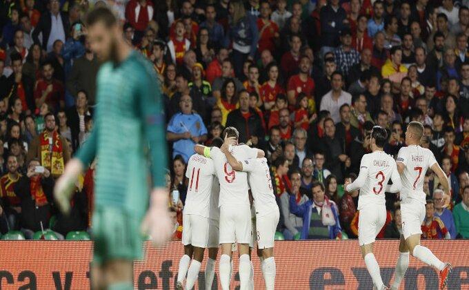 LN - Englezi očitali bukvicu Enrikeovoj Španiji, Bosanci na korak od elite!