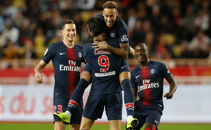 Liga 1 - Ma, kakav derbi, Parižani se igrali sa Anrijevom dečurlijom!