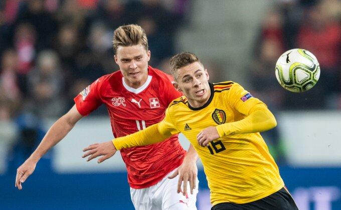 LN: Švajcarska je orah čudnovat i jak, Eden Azar dobio oštru konkurenciju u porodici! Estonija slavi pobedu nad bivšim prvakom Evrope!