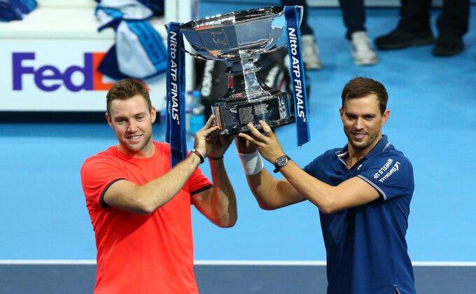 Novak jeste izgubio u Londonu, ali u konkurenciji dublova nije bilo iznenađenja!