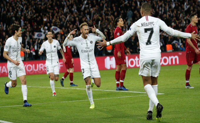 Liga 1 - PSŽ ponovo prosuo bodove, da li Zvezda ima šansu?