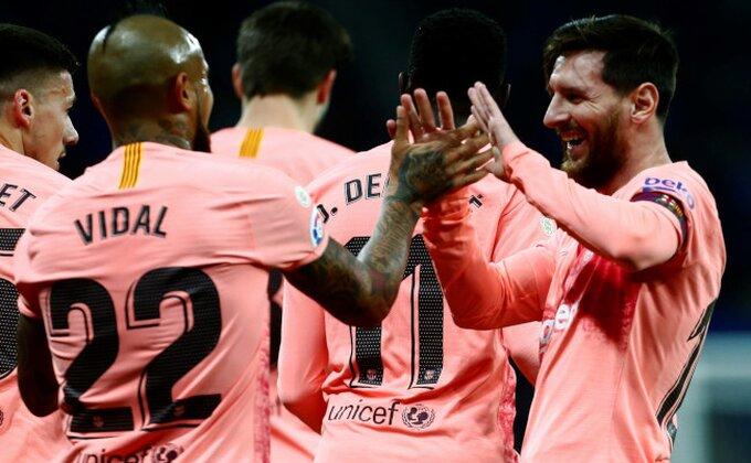 Šou u Primeri, VAR se ne koristi, Hetafeu poništen čist gol protiv Barselone?