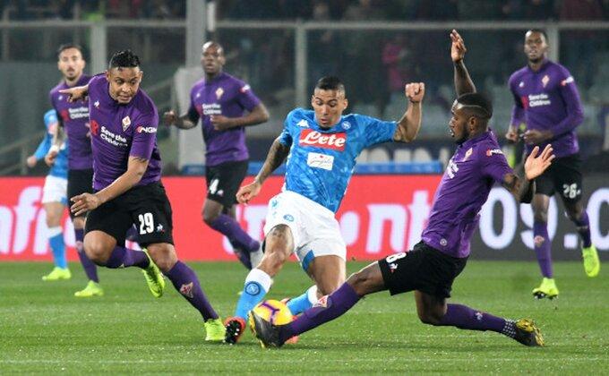 Mertens prošao bez kazne, ali ne i Fiorentina!