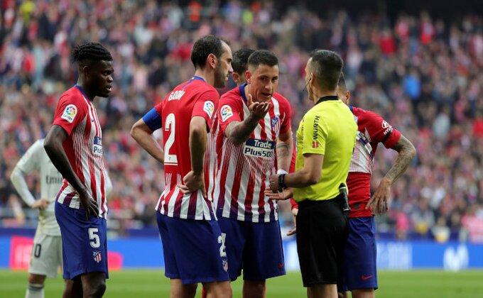 """Atletiko digao na noge čitavu Španiju, da li su """"Jorgandžije"""" oštećene protiv Reala?"""