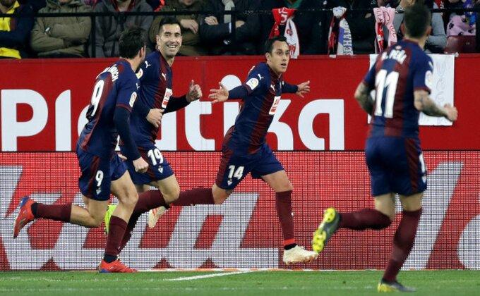 Primera - 2:0 jeste najopasniji rezultat, Eibar se u to uverio na teži način!