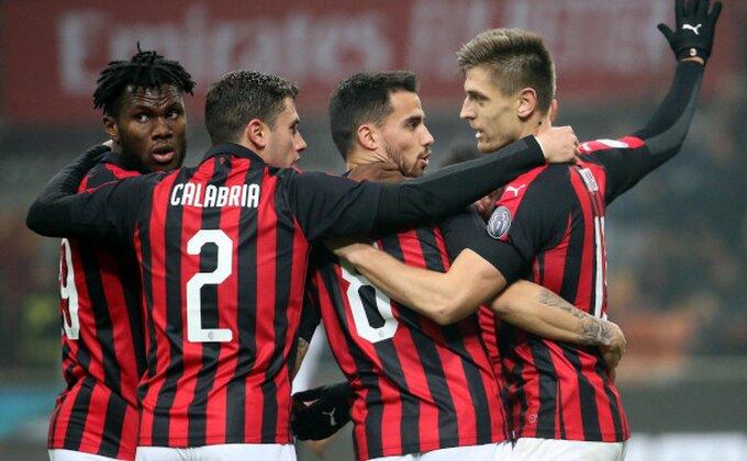 Penal presudio Laciju, Milan sve bliži Ligi šampiona! Inzagi ljut kao ris, tuča na kraju!