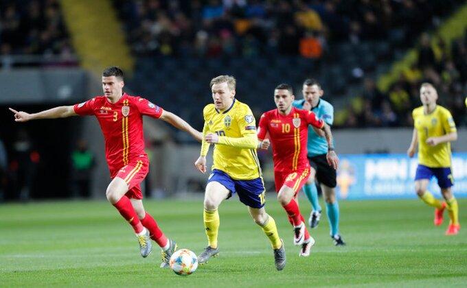 EP (kval) - Šveđani bolji od Rumunije, minimalac Irske u Gibraltaru